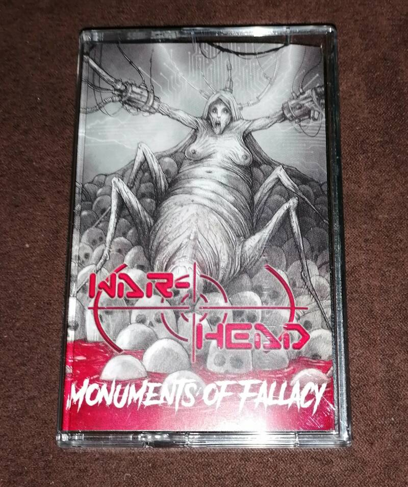War-Head - Monuments Of Fallacy