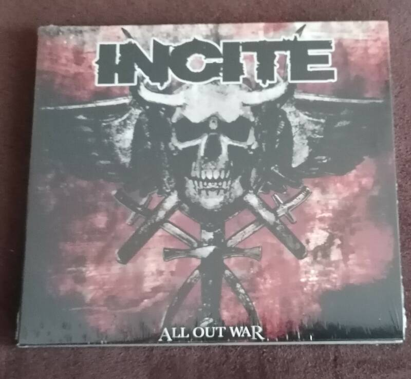 Incite - All Out War