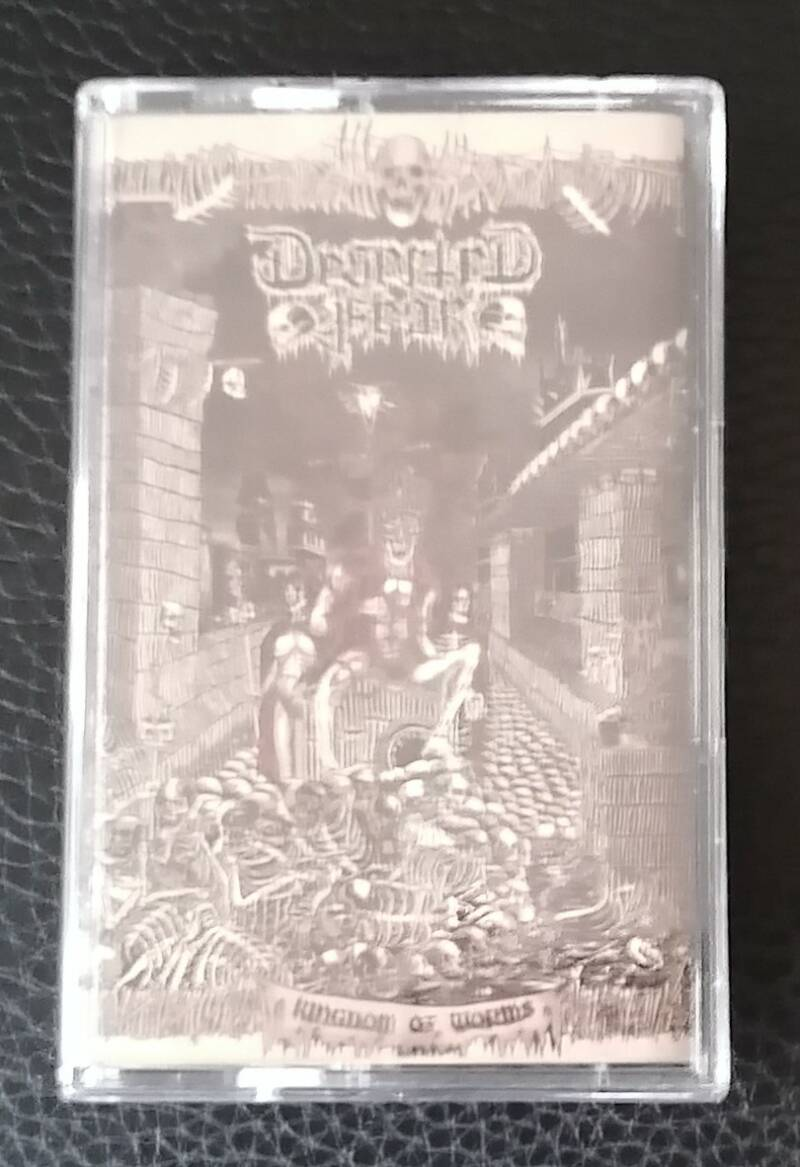 Deserted Fear - Kingdom Of Worms