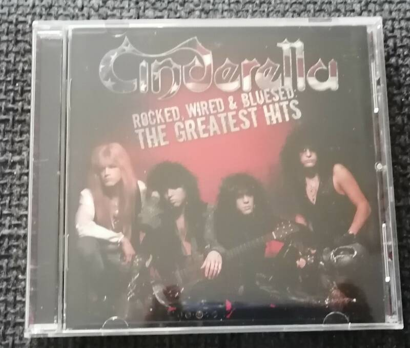Cinderella - Rocked Wired & Bluesed The Greatest Hits