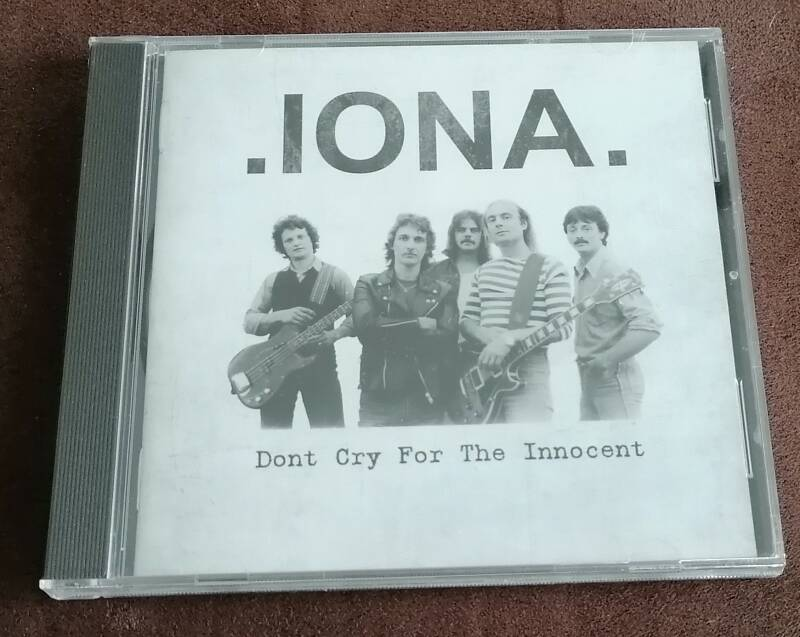 .IONA. - Don't Cry For The Innocent