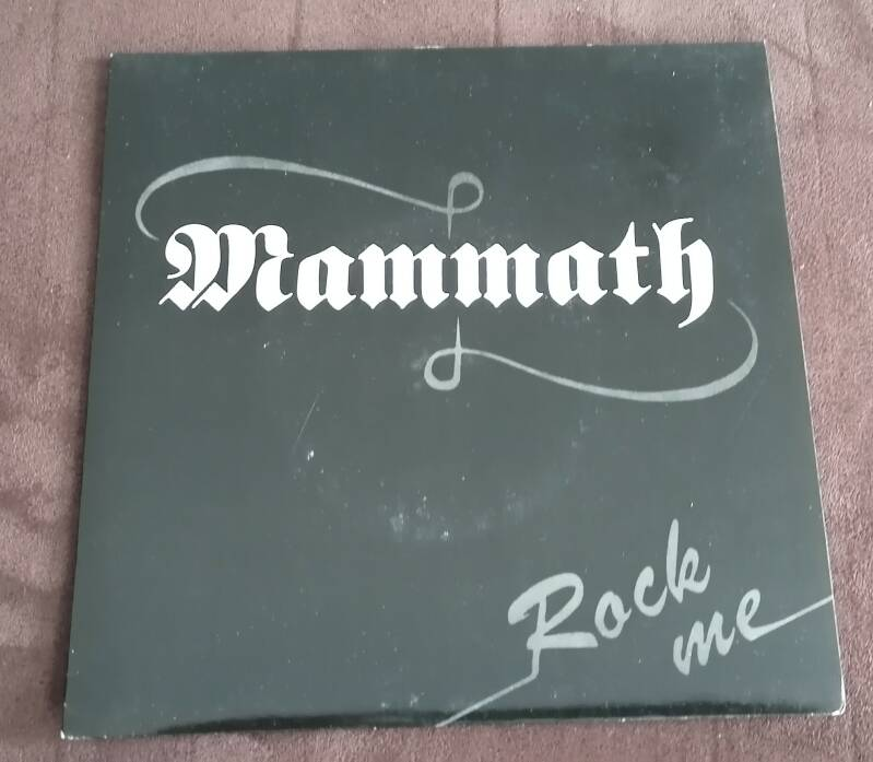 Mammath - Rock Me