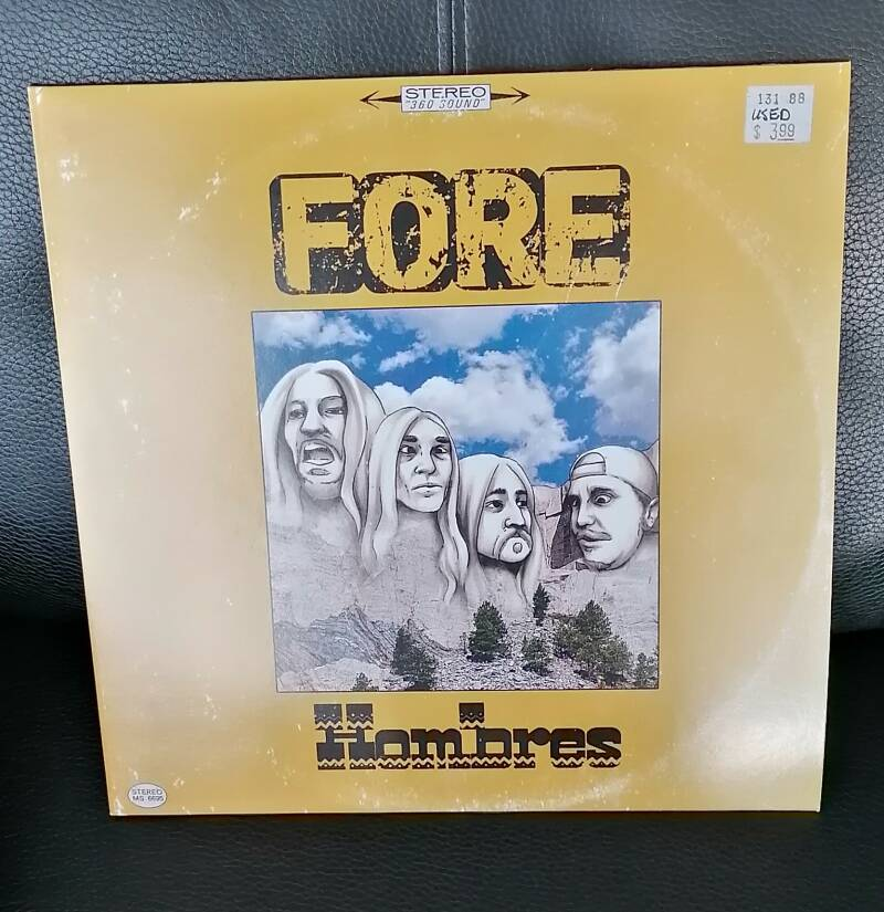 Fore - Hombres