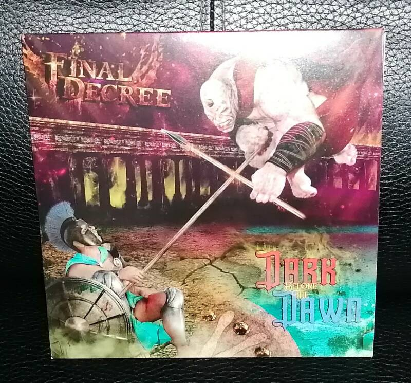 Final Decree - Dark Before The Dawn