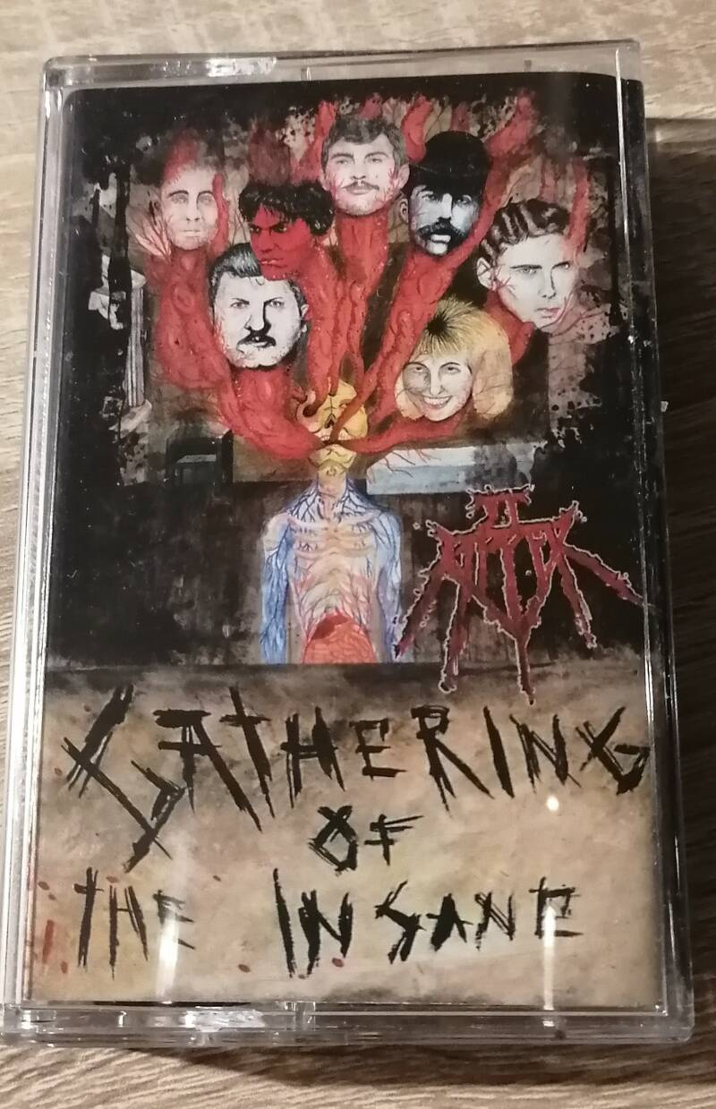 JT Ripper - Gathering Of The Insane