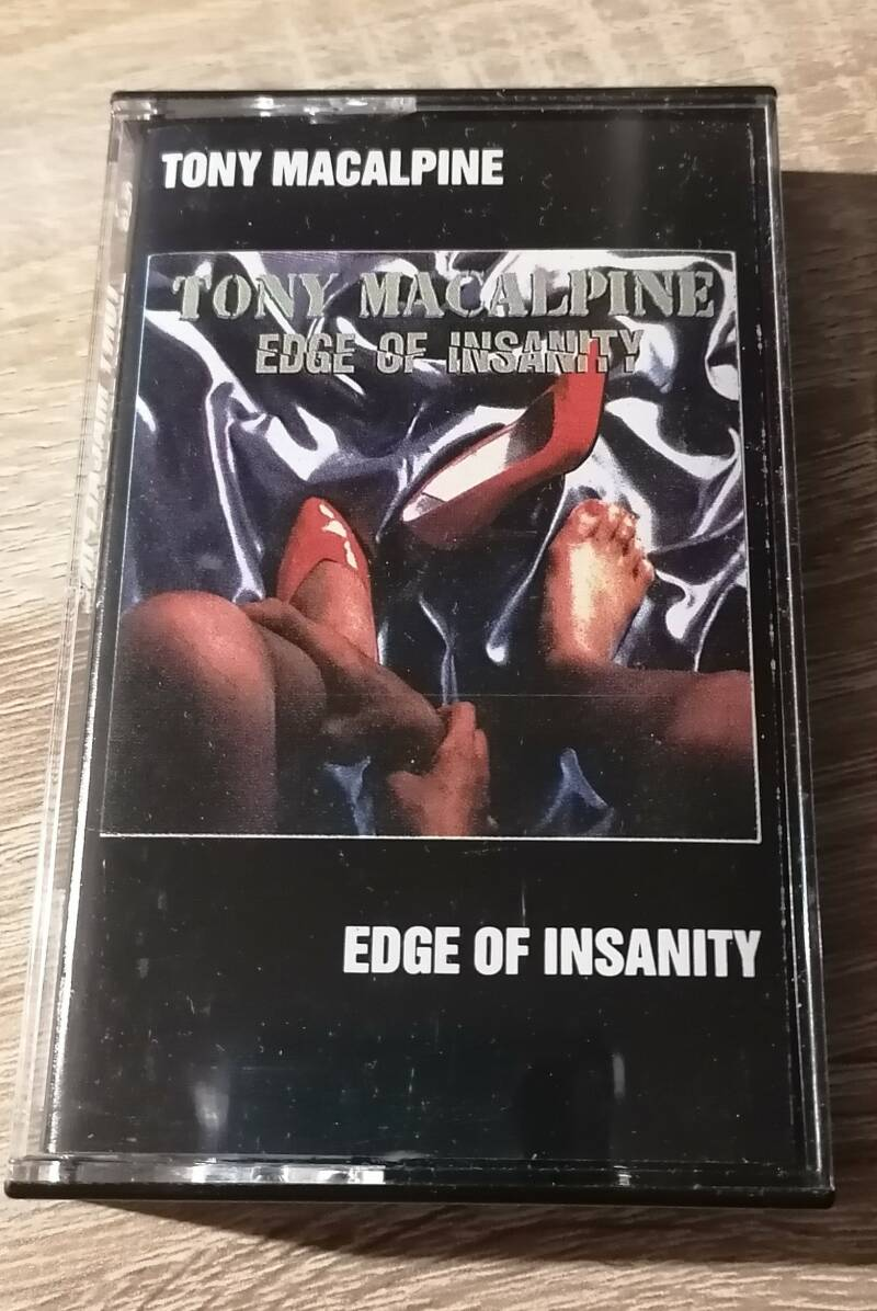 Tony Macalpine - Edge Of Insanity