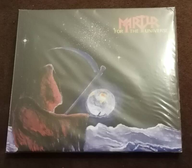 Martyr - For The Universe