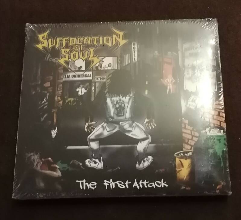 Suffocation Of Soul - The First Attack