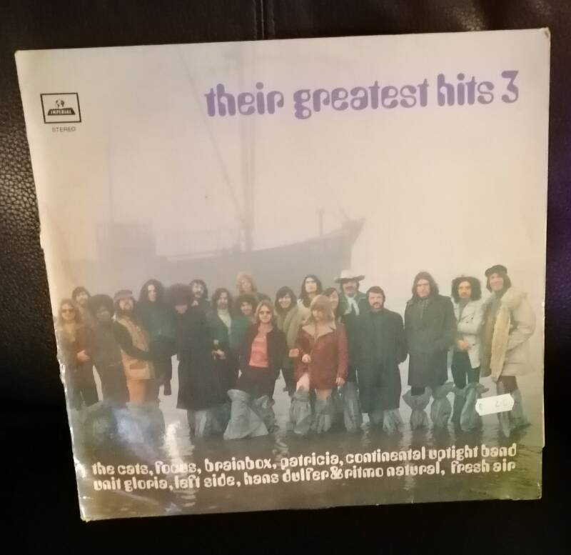Various - Their Greatest Hits lll