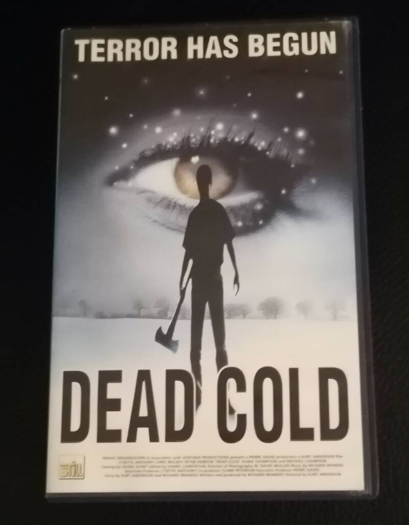 Dead Cold Movie VHS