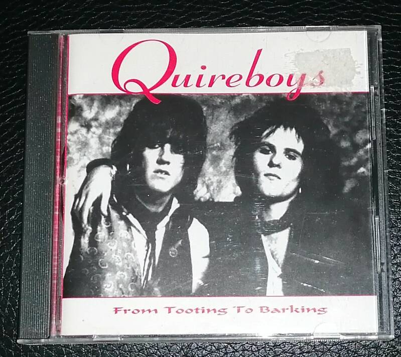 Quireboys - From Tooting To Darking