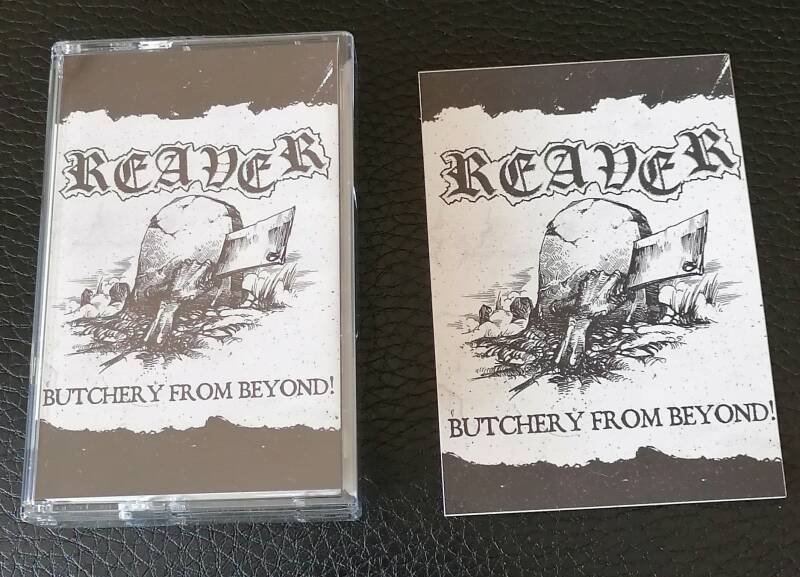 Reaver - Butchery From Beyond