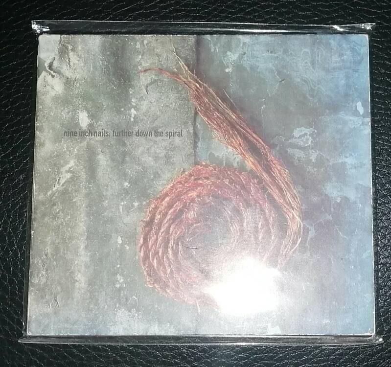 Nine Ich nails - Further Down The Spiral