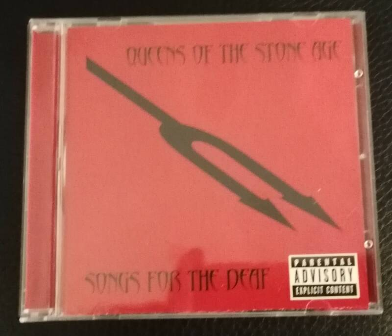Queen Of The Stone Age - Songs For The Deaf