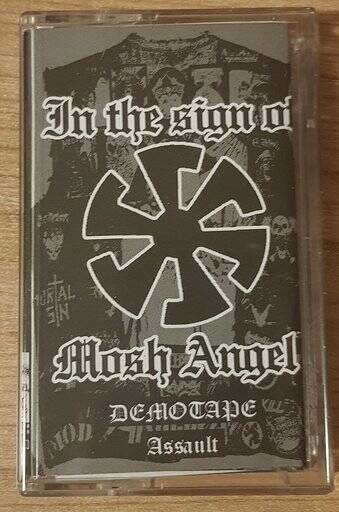 Mosh Angel - In The Sign Of Mosh Angel