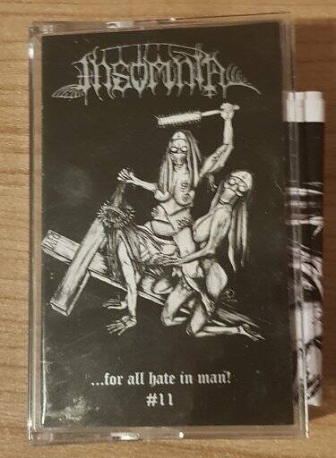 Various – Insomnia - …for all hate in man #11