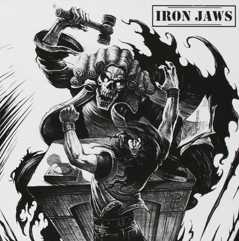 Iron Jaws - Guilty of ignorance