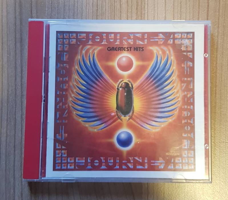 Journey - Greatest Hits (2nd hand)