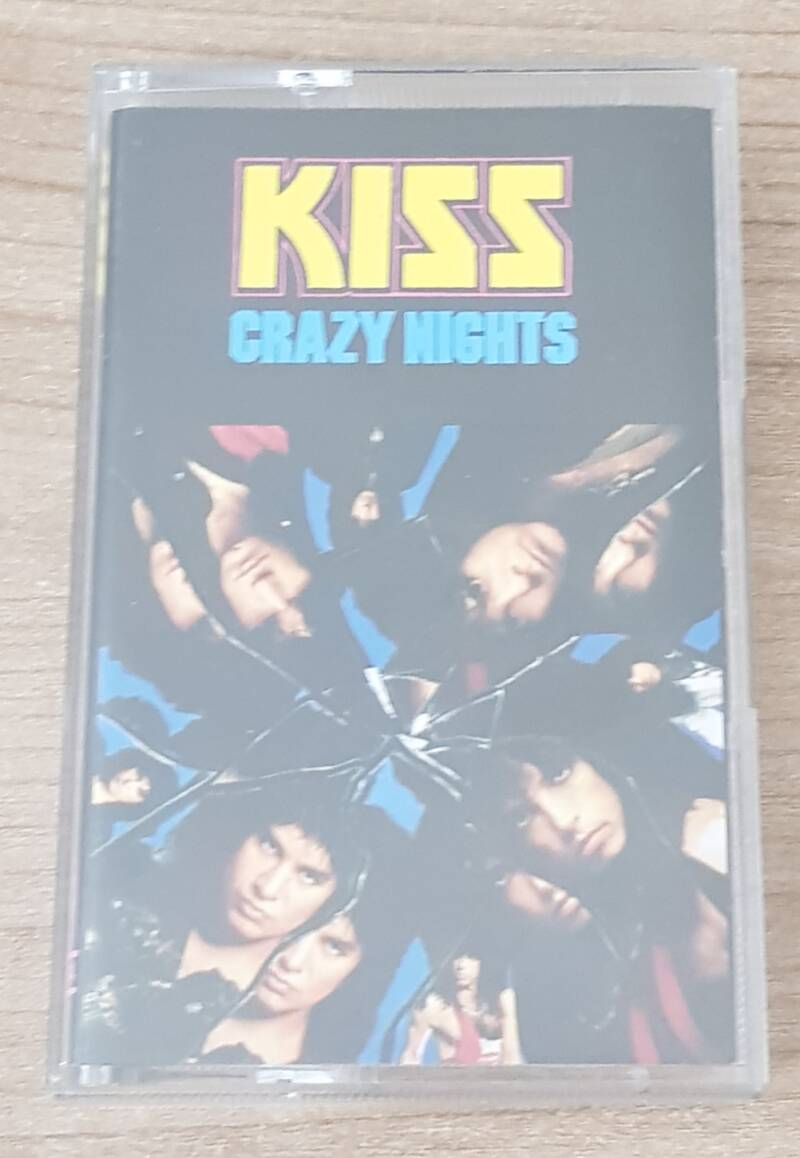 Kiss - Crazy Nights (2nd hand)
