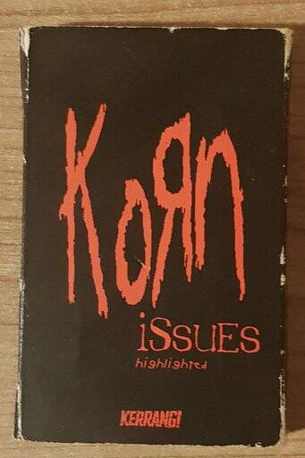 Korn - Issues highlighted