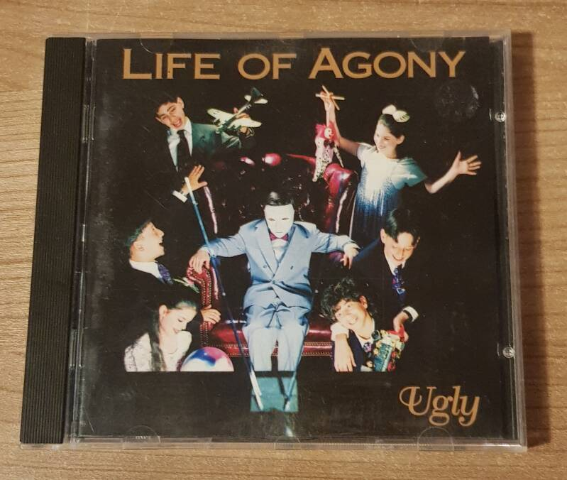 Life Of Agony - Ugly (2nd hand)