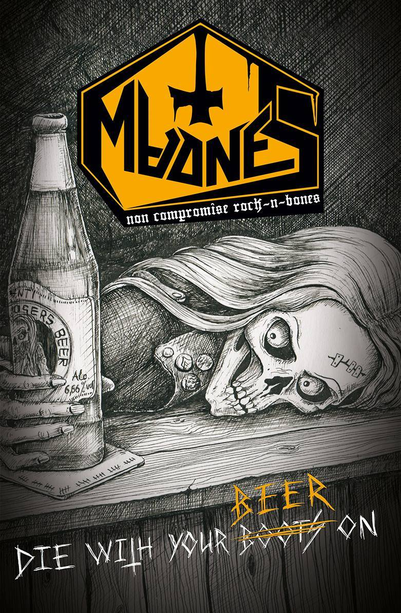 MadneS – Die With Your Beer On.. (TAPE)