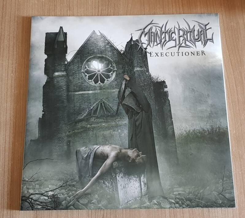 Mantic Ritual - Executioner (Gatefold black vinyl)