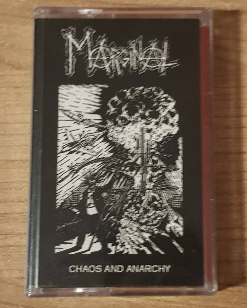 Marginal - Chaos And Anarchy