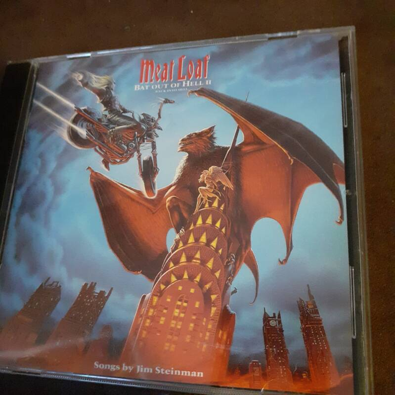 Meat Loaf - Songs by Jim Steinman