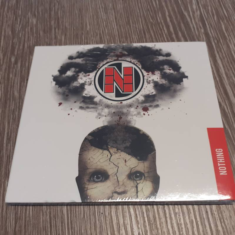 Nothing – Nothing (digipack CD)