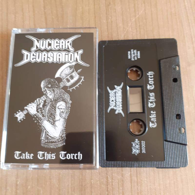 Nuclear Devastation - Take This Torch