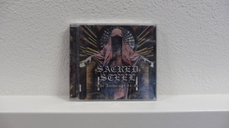Sacred Steel - The Anthology 84-94
