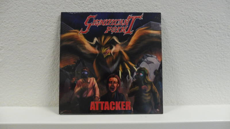 Significant Point - Attacker - 7 Inch Single