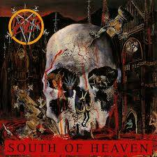 Slayer - South Of Heaven Reissue (2nd hand)
