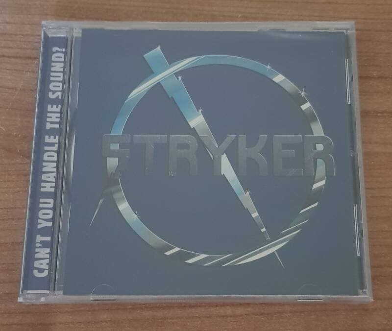 Stryker - Can't Handle The Sound