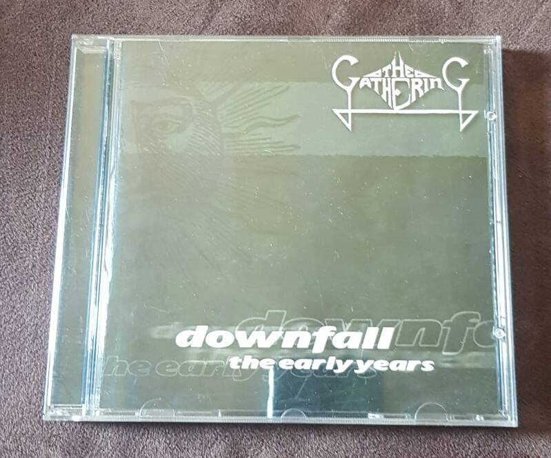 The Gathering - Downfall – the early years (2nd hand)