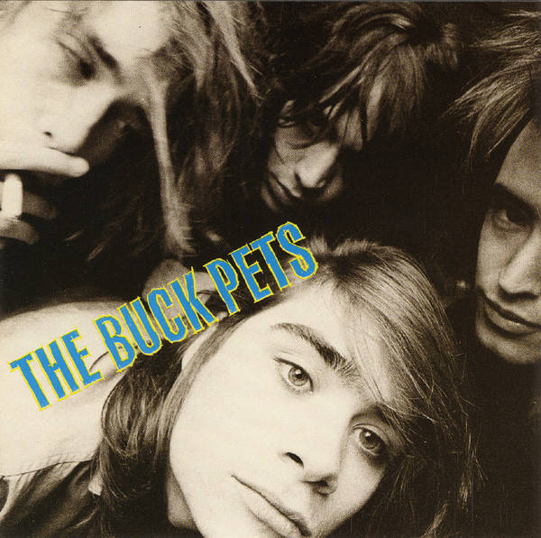 The Buck Pets - The Buck Pets (2nd hand)