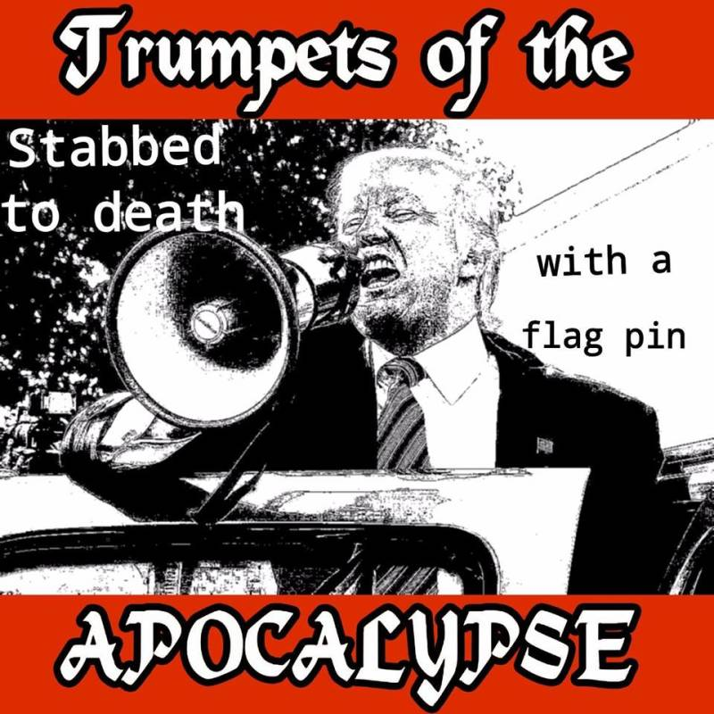 TOTA - Trumpets Of The Aocalypse (TAPE)