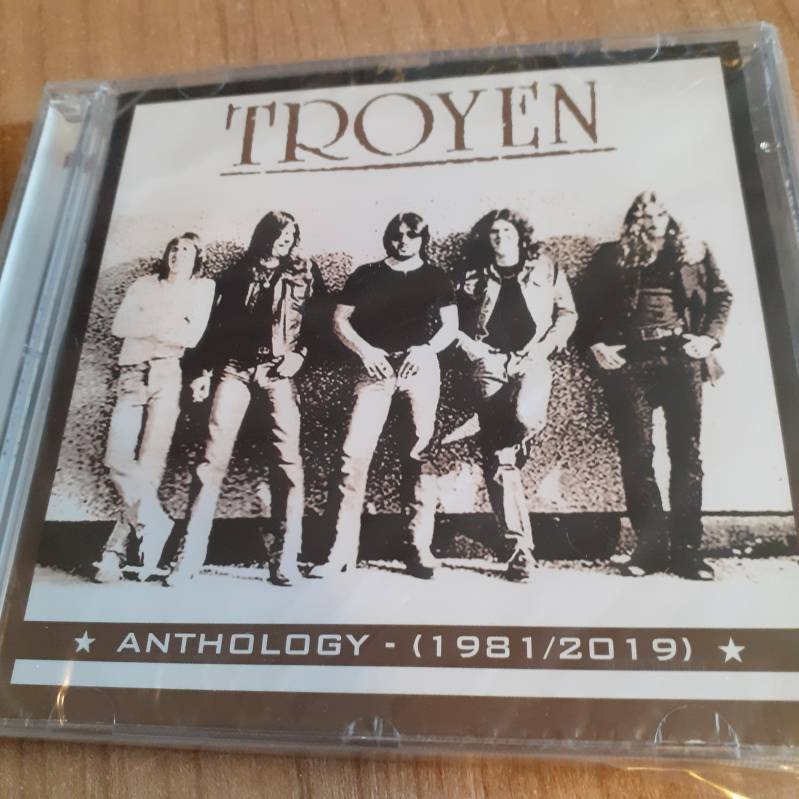 Troyen (2CD) - Anthology 1981-2019