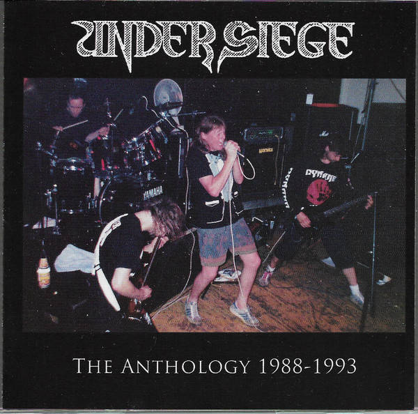 Under Siege – The Anthology : 1988-1993