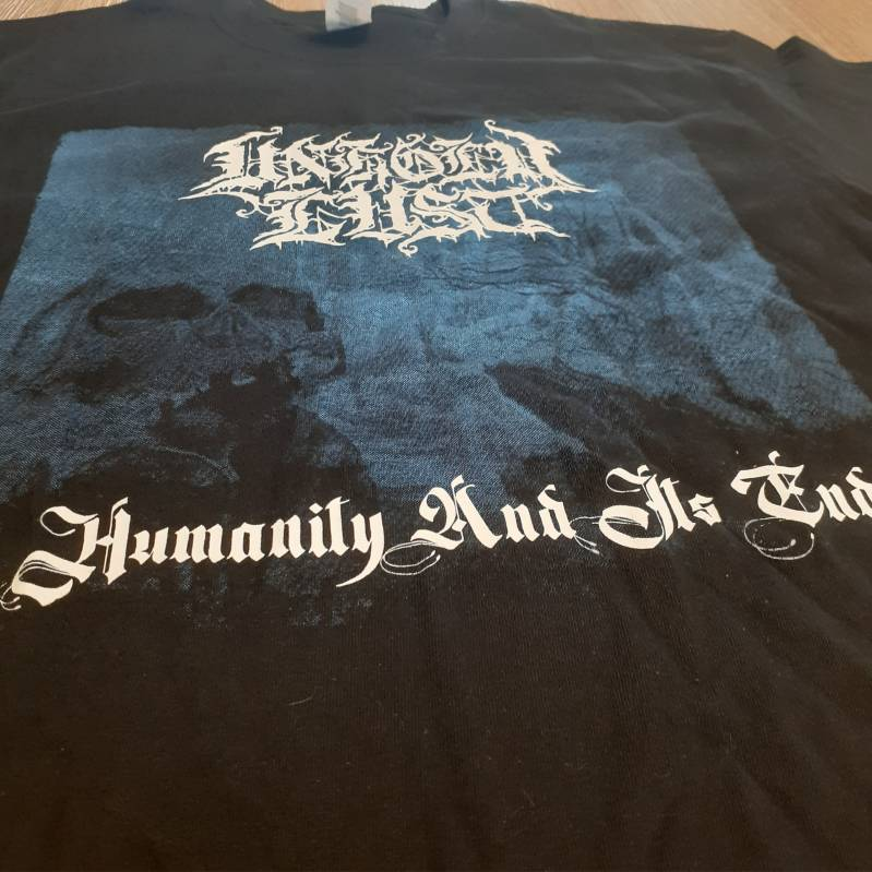 Unholy Lust – Humanity And It's End T-Shirt