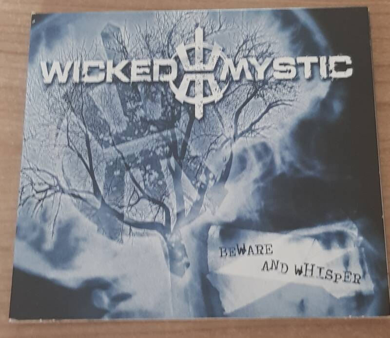 Wicked Mystic - Beware And Whisper (digipack CD)