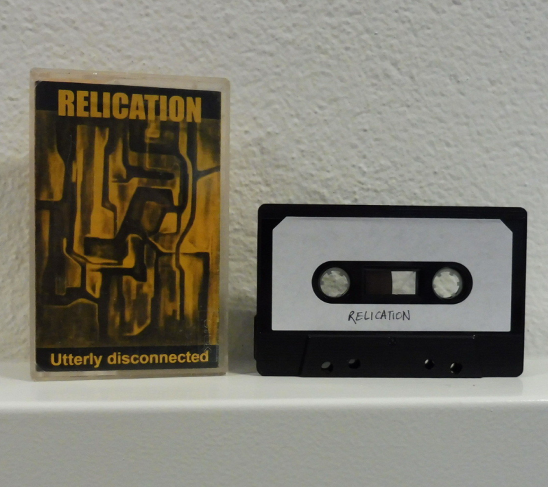 Relication - Utterly disconnected