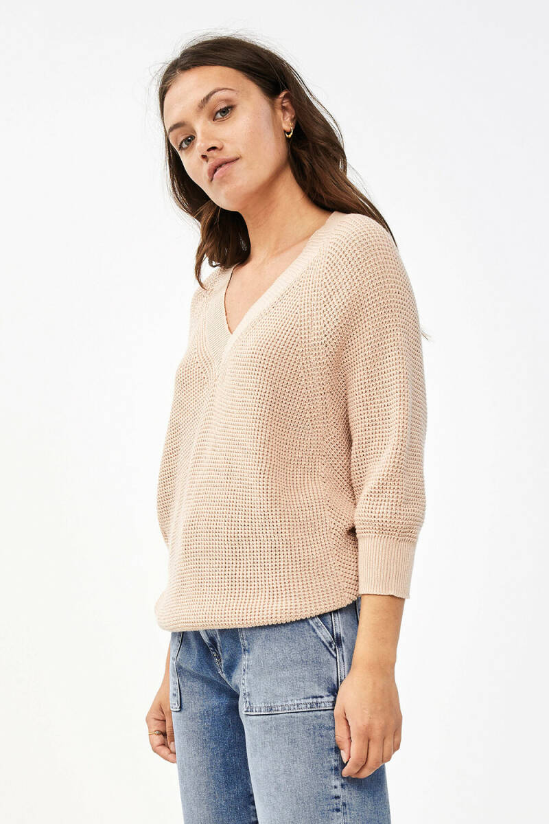 By Bar June Pullover (Nude)