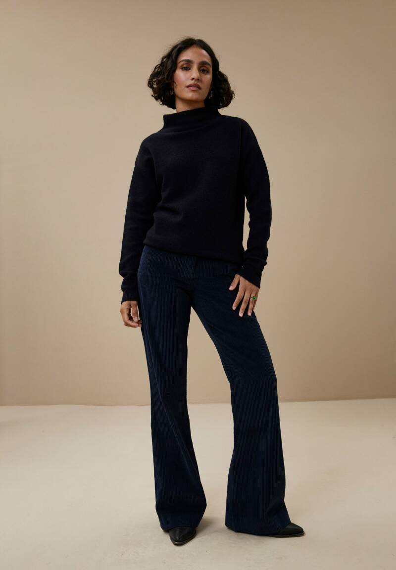 By Bar MOSS Pullover (Mignight)
