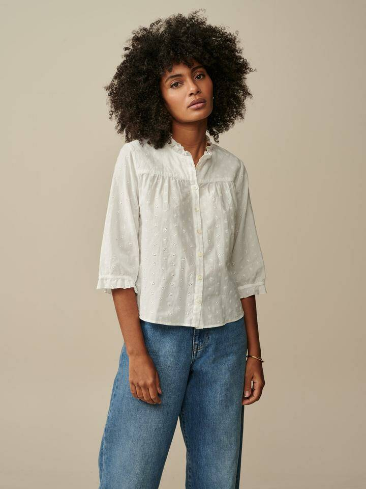 Bellerose Blouse ATWOOD Wit