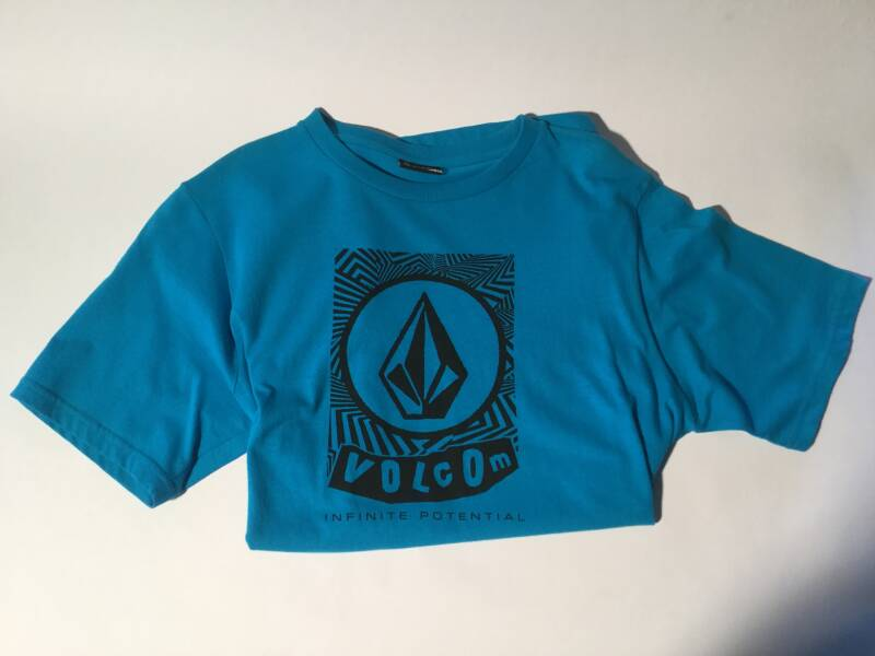 Shirt • Volcom • medium • blue