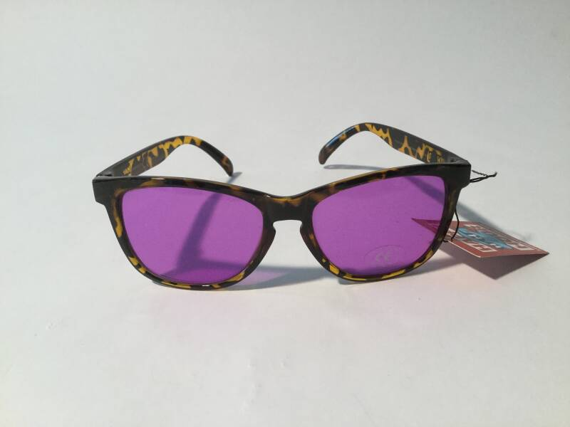 Sunglasses • Happy Hour • turtle purple