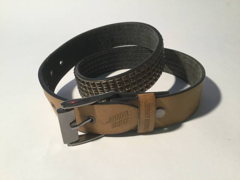 Belt • Santa Cruz • leather