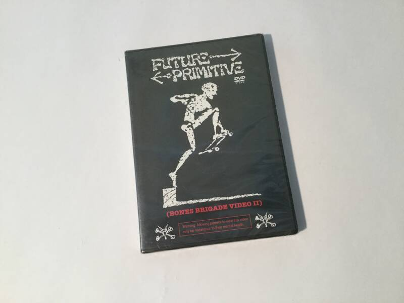DVD • Skateboard • Powell Peralta • Future primitive